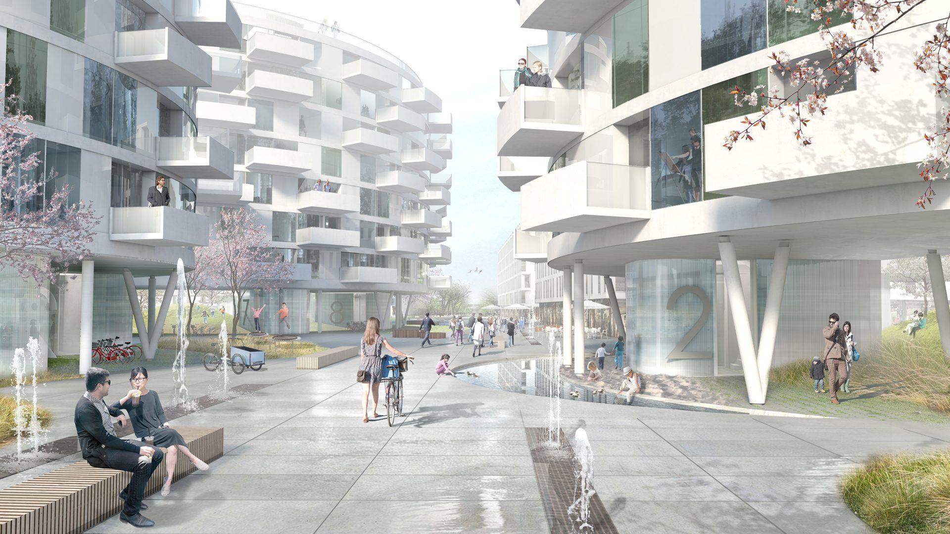 ZESO 城市与住宅 / Rådhushaven