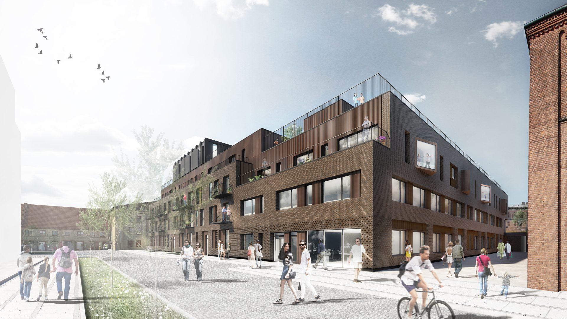ZESO By & Bolig - Brygmester Hus