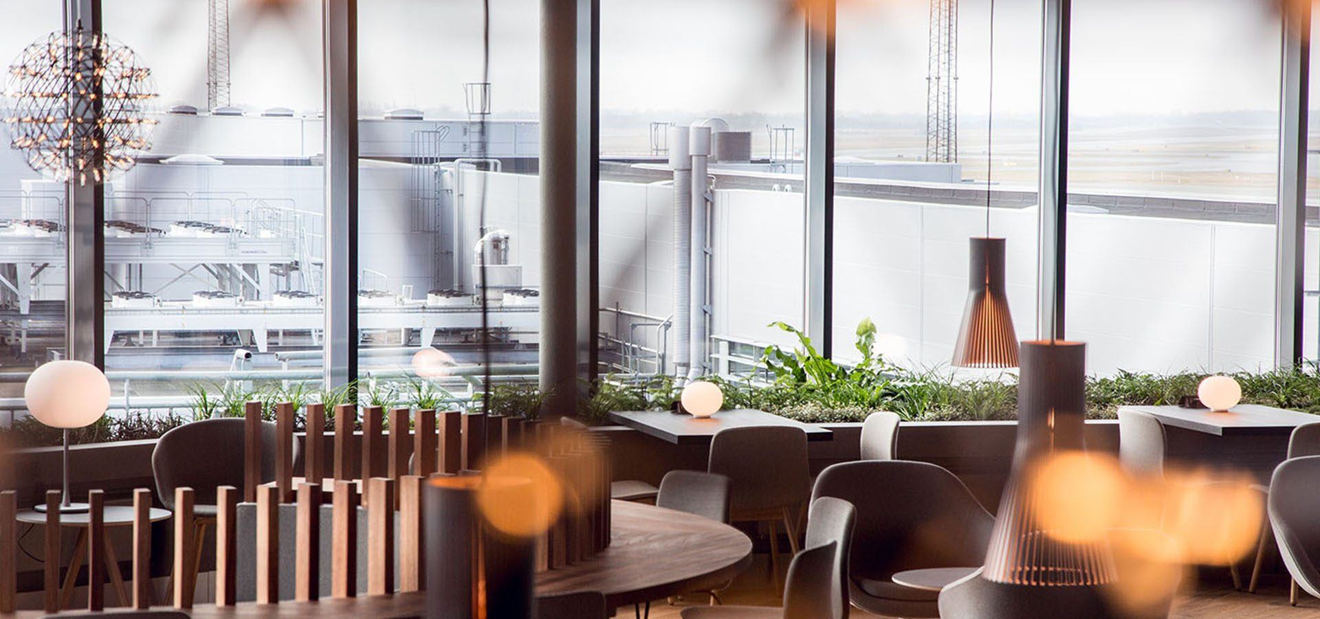 ZESO CONNECTIVITY // Menzies Eventyr Lounge