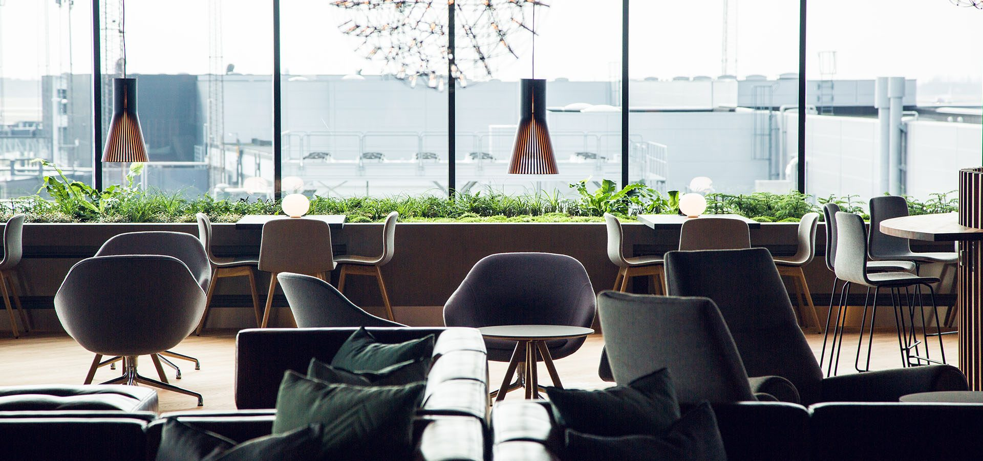 ZESO CONNECTIVITY / Eventyr Lounge