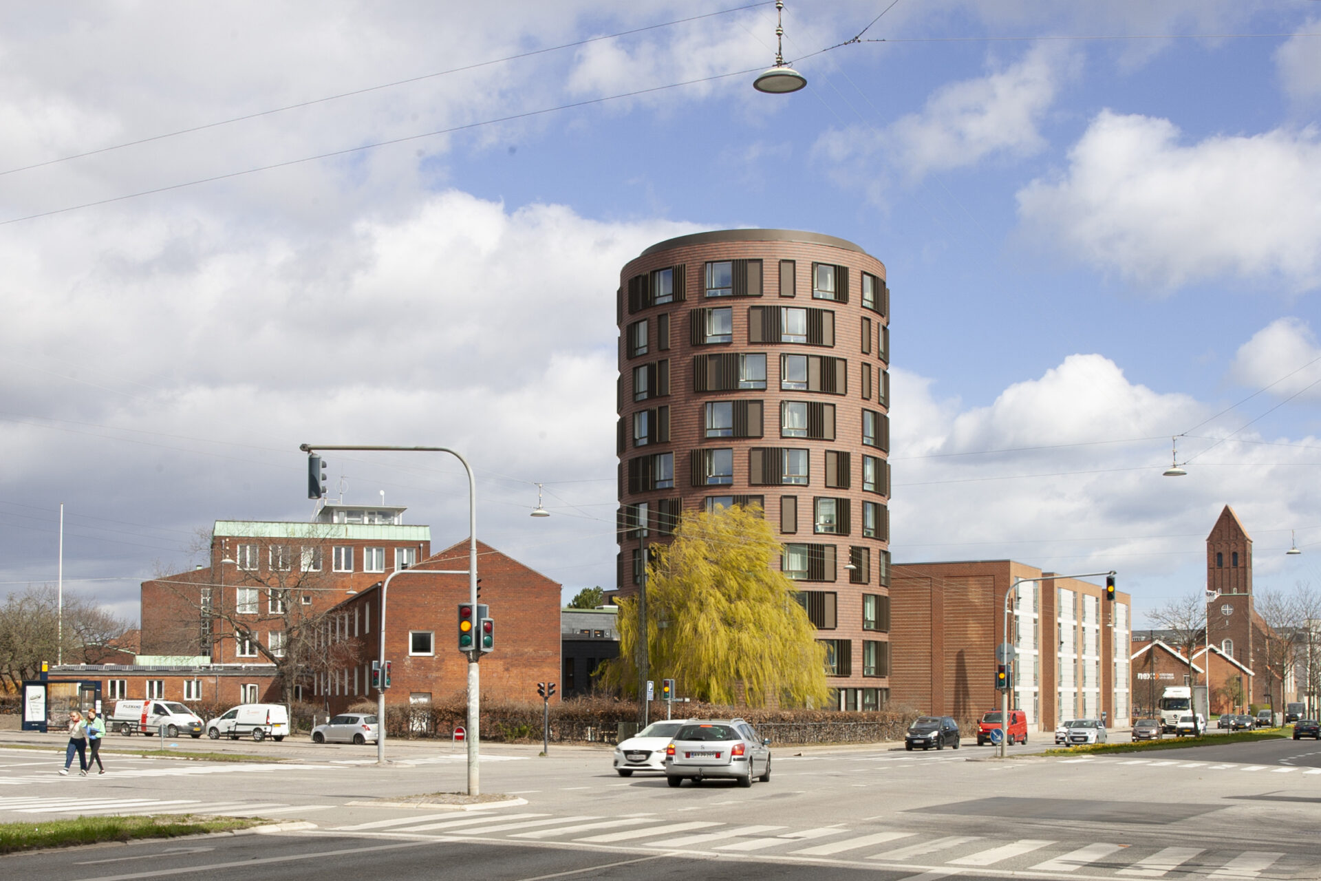 ZESO TRANSFORMATION / Lersø Parkallé